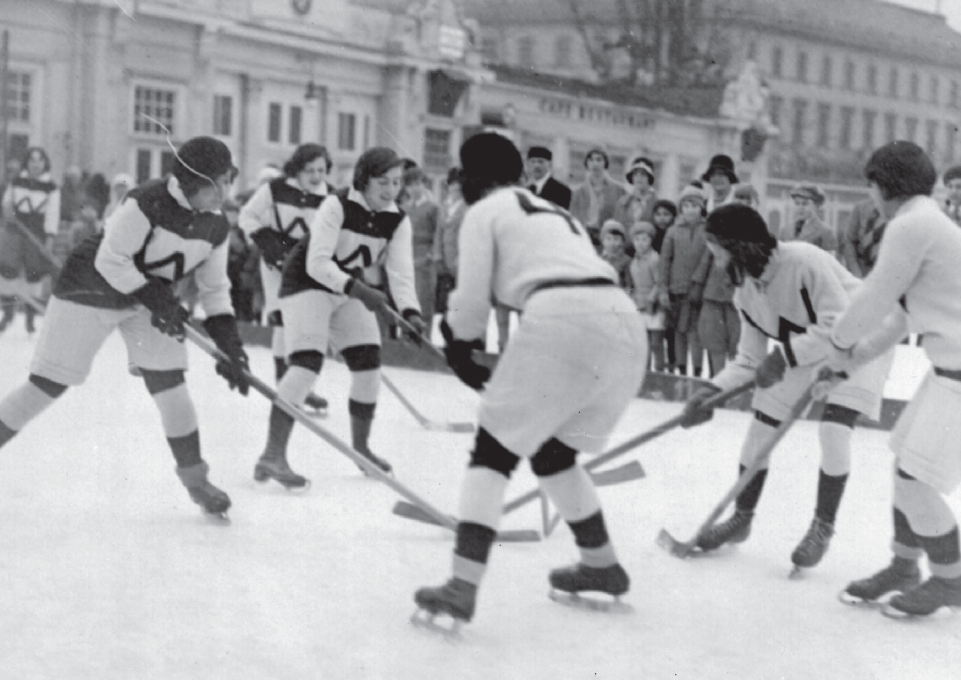 Eishockey-Damen